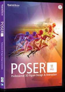 PoserPro 11